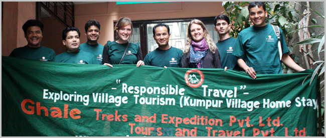 Ghale Treks and Expedition