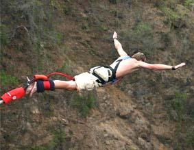 Nepal Bungee Jump