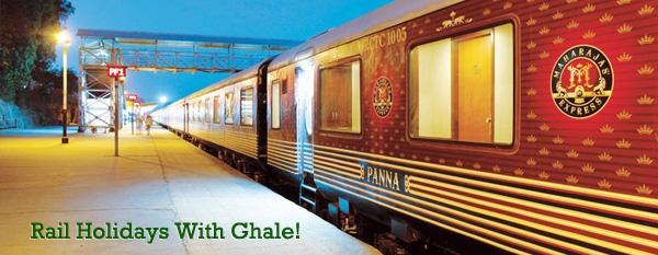 Ghale Treks Rail Holidays