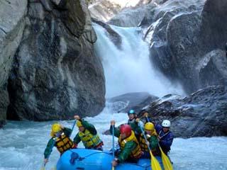 Marsyangdi River Rafting in Nepal