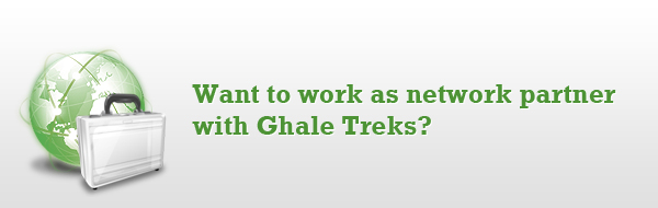 Work with Ghale Treks