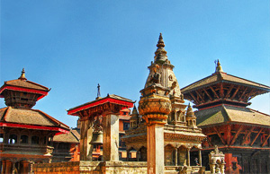 Nepal Tourist Attraction Bhaktapur
