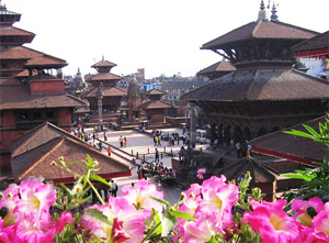 Nepal tourist Attraction Patan
